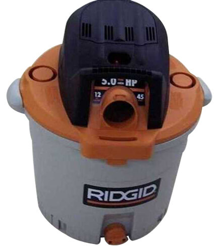RIDGID Wet Dry Vacuums VAC3000 Portable Cleaner for Car ...