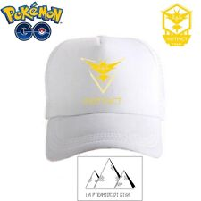 Cappello Cap Pokemon Go Ash Cospley Berretto Hat Regolabile Team Instinct Gioco