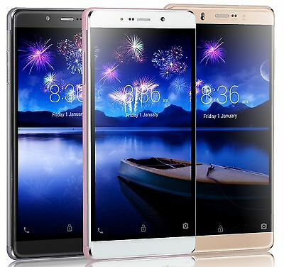 "Unlocked XGODY GPS 6""inch 16GB Android Mobile Phone 8MP 3G GSM Smartphone 4 core"