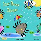 Itsy Bitsy Spider by Child's Play International Ltd (Big book, 2014)