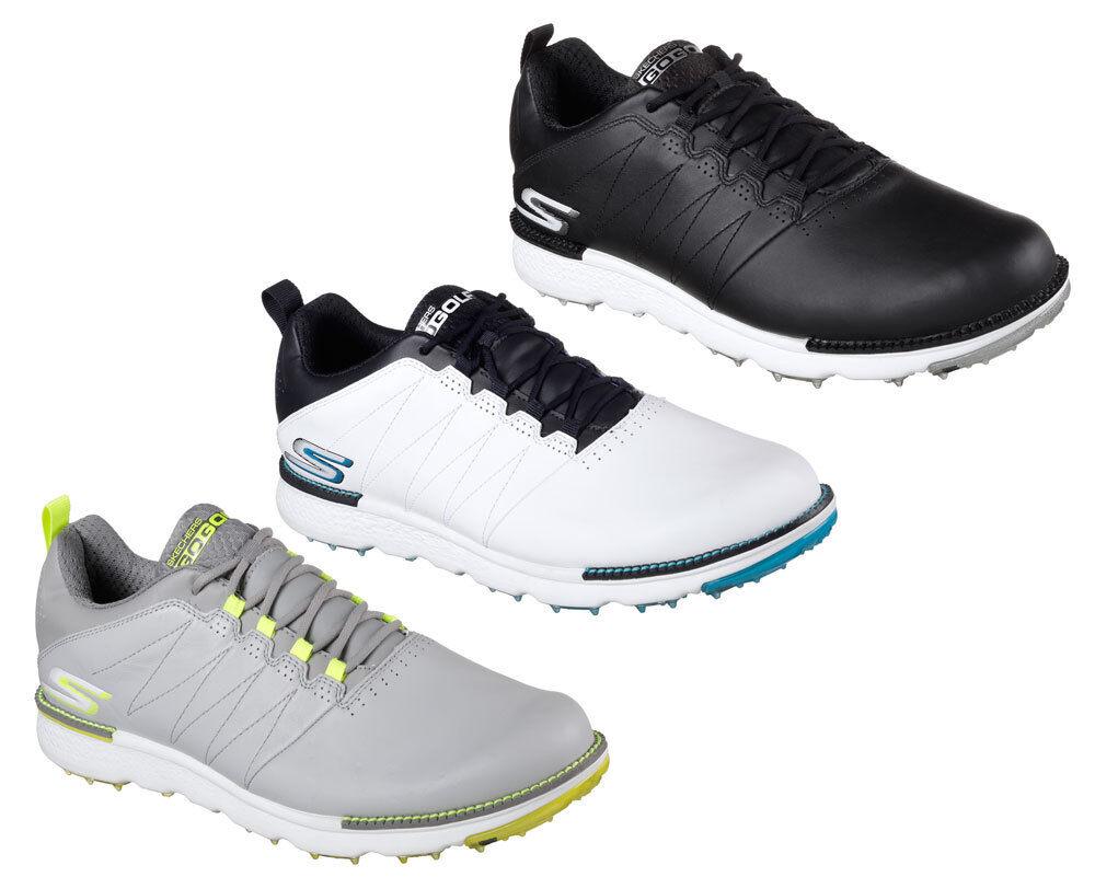 Skechers Go Golf Elite V3 Golf Shoes 54523 Men's 2018 New - Choose Color & Comfortable