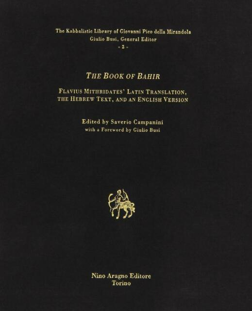 The book of Bahir