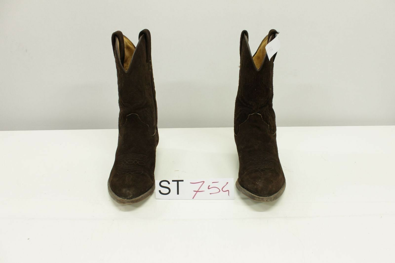 Stivali Tony Mora boots (Cod.ST754) cowboys camperos bikers  western usato donna