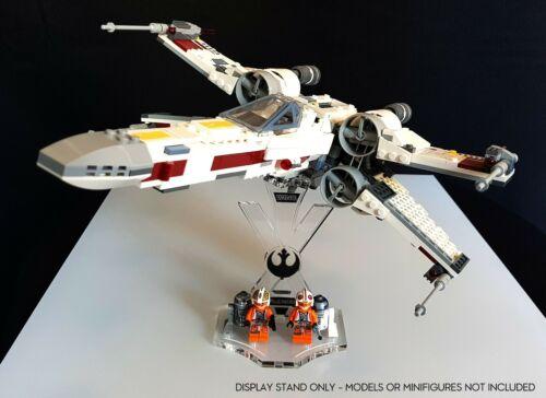 Display Stand Acrylglas Standfuss für LEGO 75249 Resistance Y-Wing Starfighter