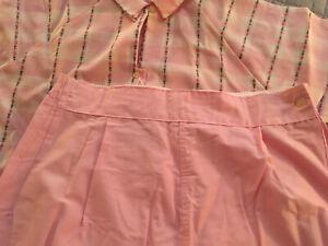 Vintage Womens Rutledge Faultless Lady Nobelt Pajamas  Size 20 - 40 Pink New WT