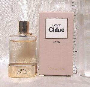 Afholte LOVE CHLOE (0.17oz/5ml) Women's Eau De Parfume MINI 3607340204081 GW-48