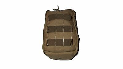 NEW NVG MOLLE II USMC Coyote Night Vision Pouch IFAK Pouch AN//PVS-14 Pouch
