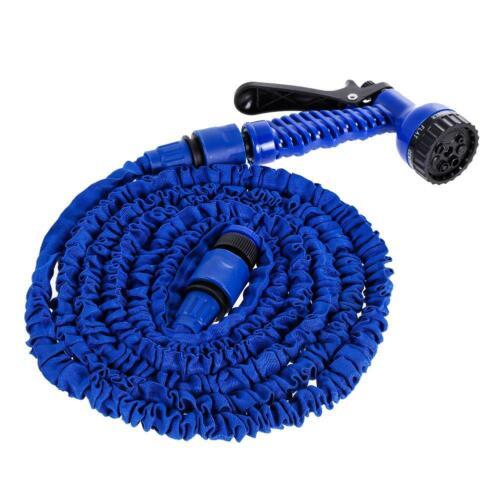 Garden Hose 25-200feet Lightweight Expandable Heavy Duty Flexible Water Hose New