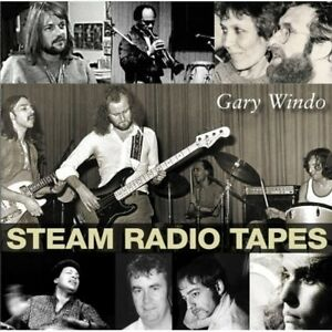 Gary-Windo-Steam-Radio-Tapes-New-CD