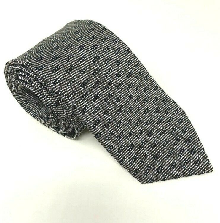 145cm No Brand Private Label 100% Silk Men's Tie Hand Made Necktie