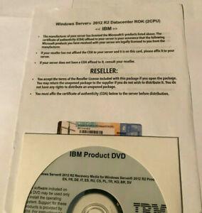 Microsoft-Windows-Server-2012-R2-Datacenter-64bit-2CPU-inkl-Datentraeger-IBM