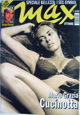 Maria Grazia Cucinotta Calendario.Max 00 Maria Grazia Cucinotta Meg Ryan Mark Wahlberg George Clooney Bjork Elisa Ebay