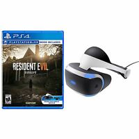 Sony PlayStation VR Core Headset + Resident Evil 7: Biohazard for PlayStation 4