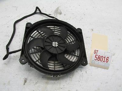 98-02 Honda Accord OEM engine cooling radiator fan motor 4 cylinder NO SHROUD