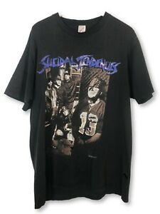 de 1994 vintage Tendencies de envejecida Life For Suicidal Camiseta wn4qRxHWSt