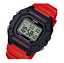 Casio-W-218H-4BVDF-Red-Resin-Watch-for-Men thumbnail 4