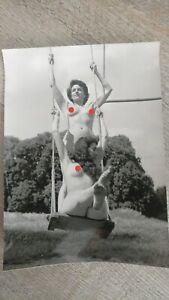 Photo-Naked-Artistic-For-La-Magazine-Bob-Harvest-1962-Novitiate-Nudiste-A-Pol