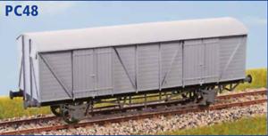 GWR-Mink-G-Long-Wheelbase-Goods-Van-OO-Parkside-PC48-free-post