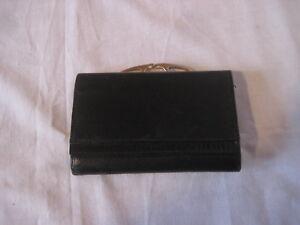 Porte-monnaie-Portefeuille-en-cuir