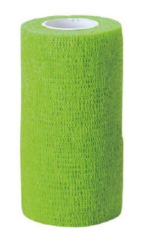Bandage selbsthaftend Klauenbandage hellgrün 7,5cm breit Binde Verband 1663