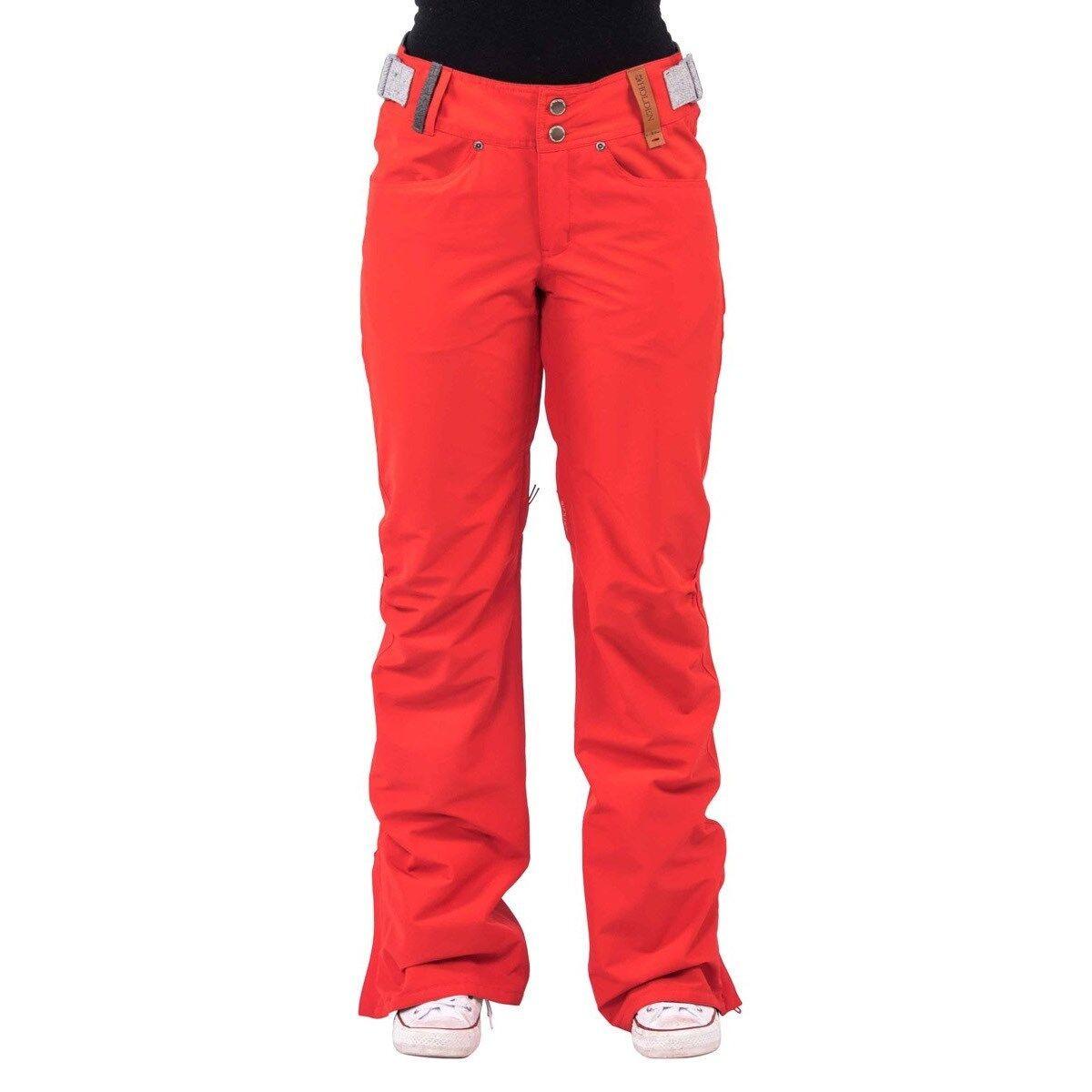 HOLDEN Women's STANDARD Snow Pants - Poppy - Large - NWT