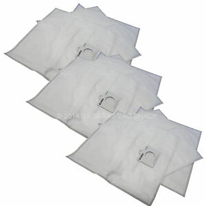 9 Kenmore Canister Vacuum Cloth Type Bags 5055 50557 50558 C Q DVC Allergen