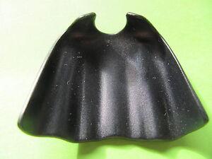 658e788b9124 PLAYMOBIL    FOULARDS COL GILET CAPE    NOIR    CHEVALIER    A 02   eBay
