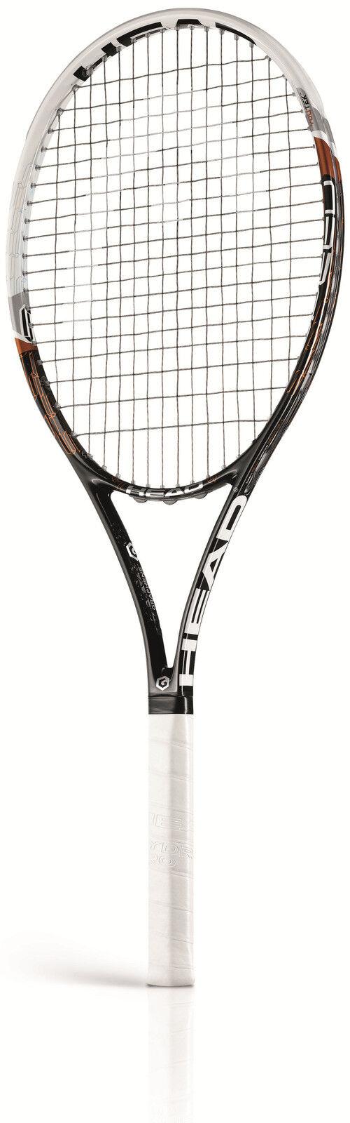 Head Graphene Velocidad S-Youtek raqueta de Tenis Raqueta-garantía distribuidor - 4 1 2