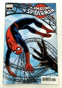 AMAZING-SPIDER-MAN-FULL-CIRCLE-1-ALLRED-1-50-VARIANT-COVER-MARVEL-COMICS-2019