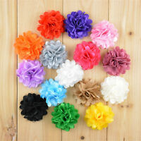 2015Hot Sale U Pic Silk Flower Brooch Hair Pins Clips Accessory Best Ornament