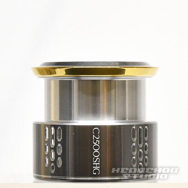 SHIMANO Genuine 18 STELLA C2500SHG Original Spare Spare Original Spool 4091a7