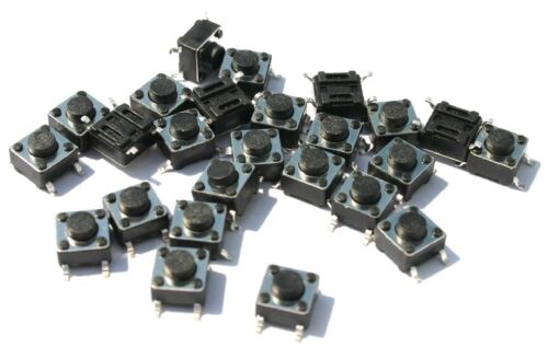 USA SELLER!!! 10 PCS Momentary Tactile Push Button Switch SMT 6X6MM X 5mm