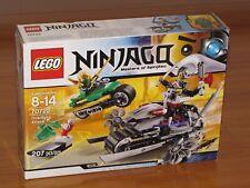 "FACTORY SEALED LEGO NINJAGO #70722 SET /""OVERBORG ATTACK/"" w// 207pcs Retired 2014"