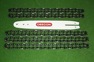 30cm Schwert Schiene 4 Ketten passend f Stihl 021 MS210