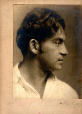 PHOTO SEPIA ORIGINALE 1923 - ARTHUR MURAY Signed, dated in pencil