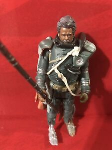 STAR WARS ROGUE ONE JEDHA REVOLT SAW GUERERA LOOSE 3.75/""