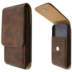 Caseroxx-Outdoor-Case-pour-Doogee-S90-en-marron-en-cuir-veritable