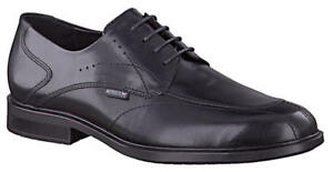 Derby Uk Mephisto Homme Taille Noir Chaussure Folkar 12 Classique dzSgwAnY