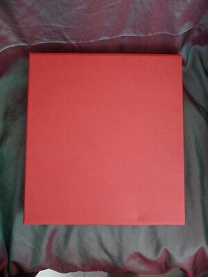 712 Rot Neu Diversifiziert In Der Verpackung Initiative Safe-schutzkassette,schuber Zubehör