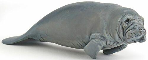 Papo 56043 Manatee Toy Model Sealife Animal NIP