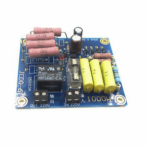 Details about 220V 1000W Power Amplifier Protection Board Delay Soft Start  Circuit BSG