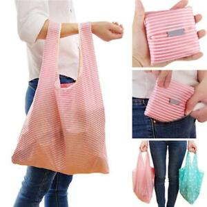 1PC-Reusable-Foldable-Shopping-Grocery-Bag-Handbag-Fold-Away-Bag-Tote-Shopper-LC