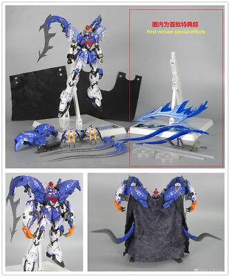 Super Nova MB style Base for Bandai HIRM RG HG 1//144 Wing Gundam Zero EW blue