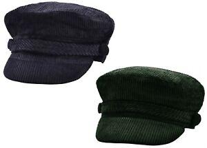 Femme Filles ou homme Fiddler Casquette Femmes Baker Boy Hat Newsboy Cap Bretton Hat