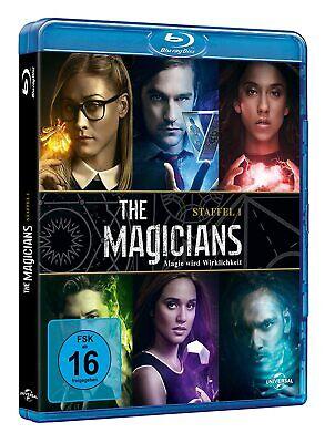 Magicians Staffel 3 Deutsch