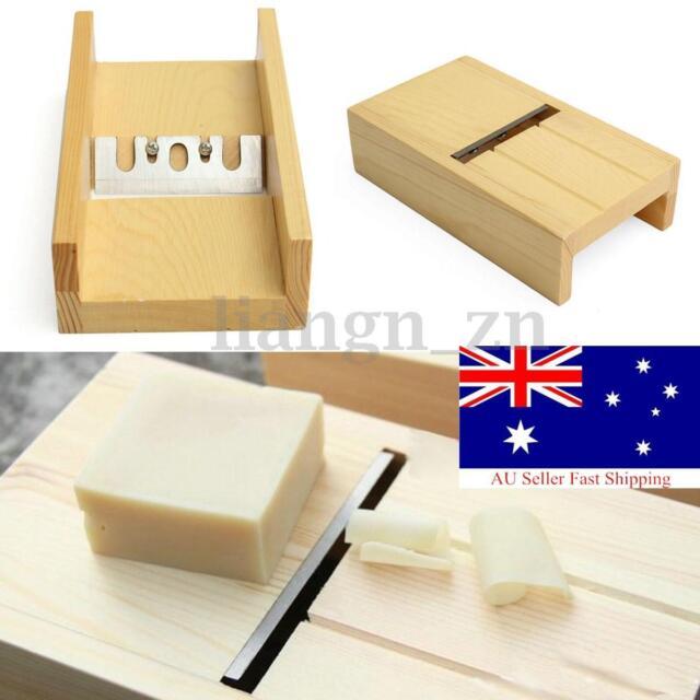 Wooden Beveler Planer Soap Candle Loaf Sharp Blade Making Cutter Craft Tools