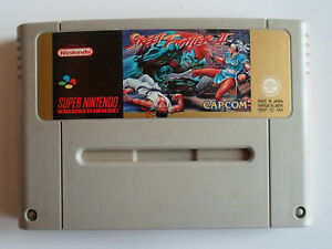 STREET-FIGHTER-II-2-for-SNES-Super-Nintendo-PAL