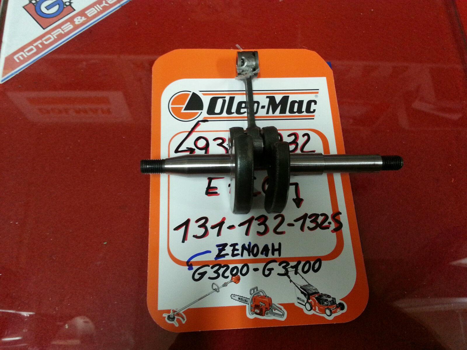 MOTOSEGA OLEO-MAC 932 ALBERO MOTORE  COMPATIBILE EFCO 131 132 132S