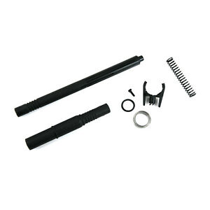 Arrma Big Rock 3S BLX 4X4 V3 Composite Center Slider Driveshaft Set w/ Support