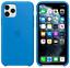 iPhone-11-11-Pro-11-Pro-Max-Original-Apple-Silikon-Huelle-Case-16-Farben Indexbild 21